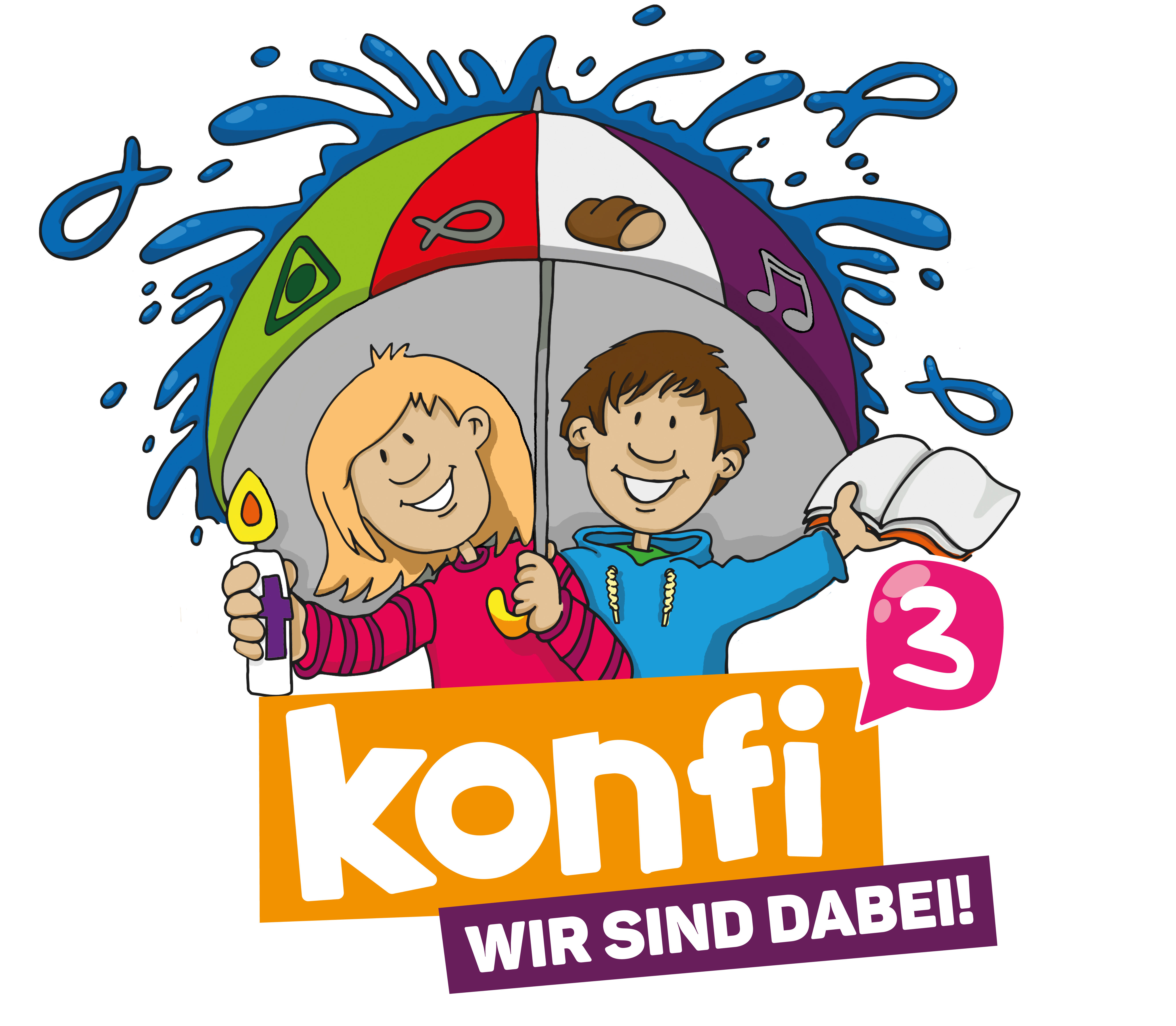 KONFI 3 in Baden und Württemberg